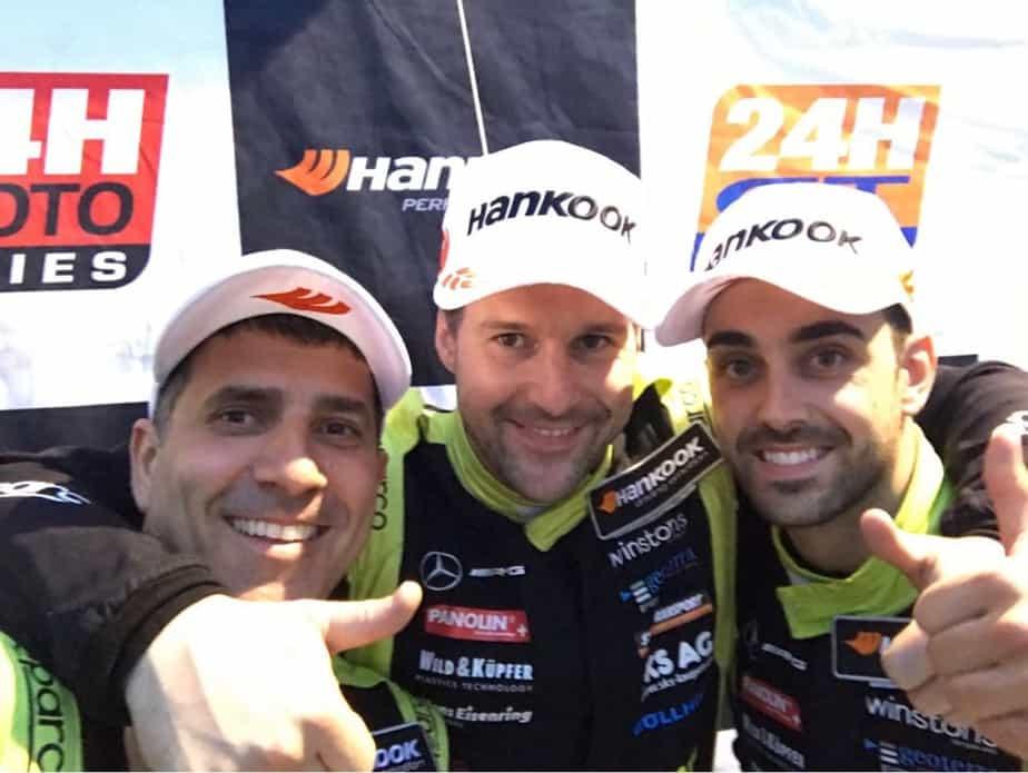 22.04.2018 2.Rennen European Creventic Series Navarra