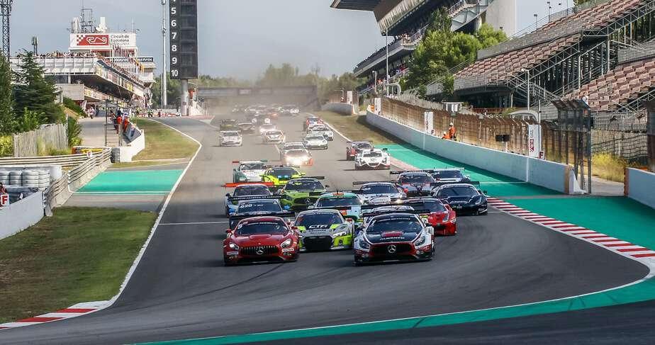 08.09.2018 5.Rennen European Creventic Series 24H Barcelona