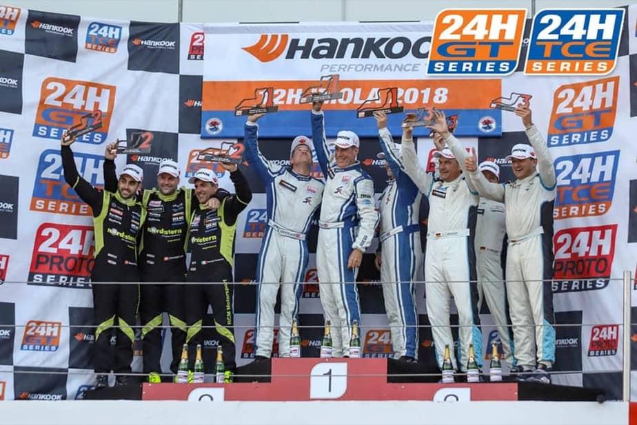 27.05.2018 3. Rennen European Creventic Series Imola
