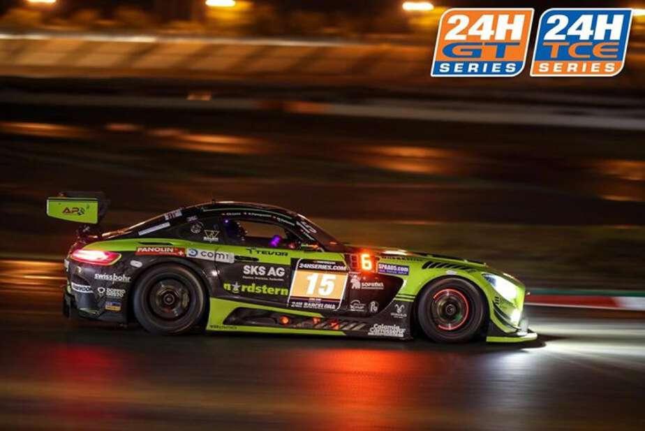 07.09.2018 5.Rennen European Creventic Series 24H Barcelona