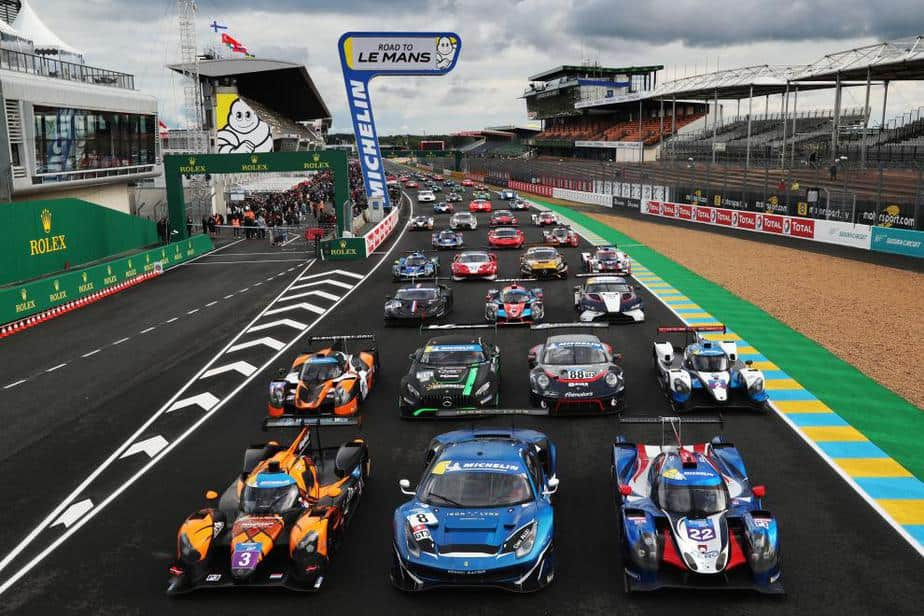 15.06..2019 3.Rennen LeMans Cup in LeMans