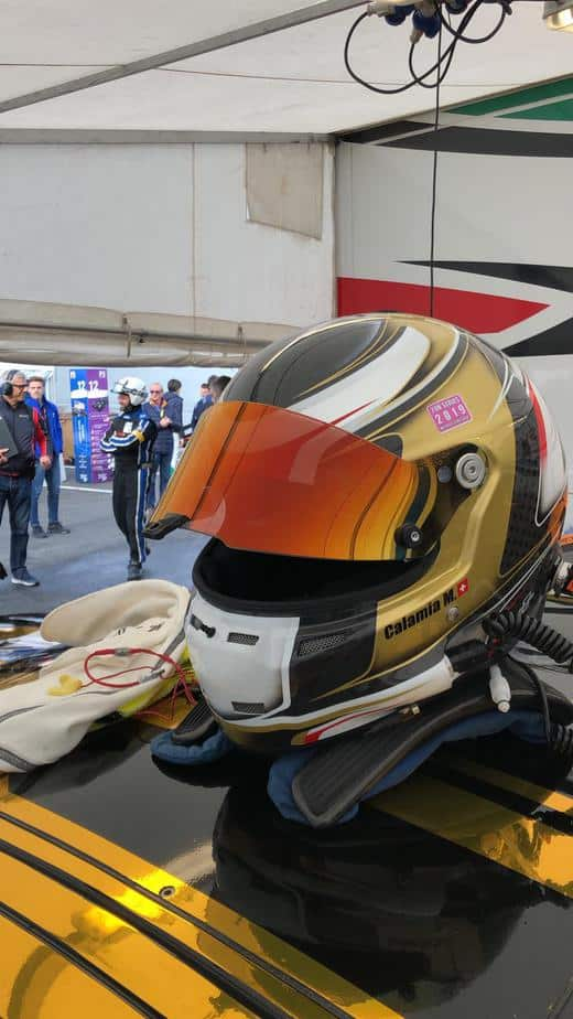 11.05..2019 2.Rennen LeMans Cup Monza