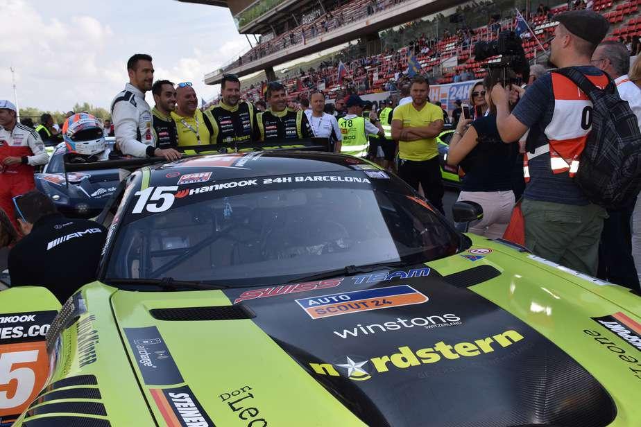 06.09.2018 5.Rennen European Creventic Series 24H Barcelona