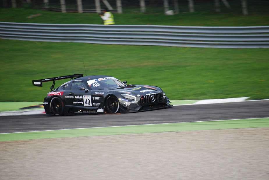 30.09.2017 Monza 1. Rennen GT OPEN