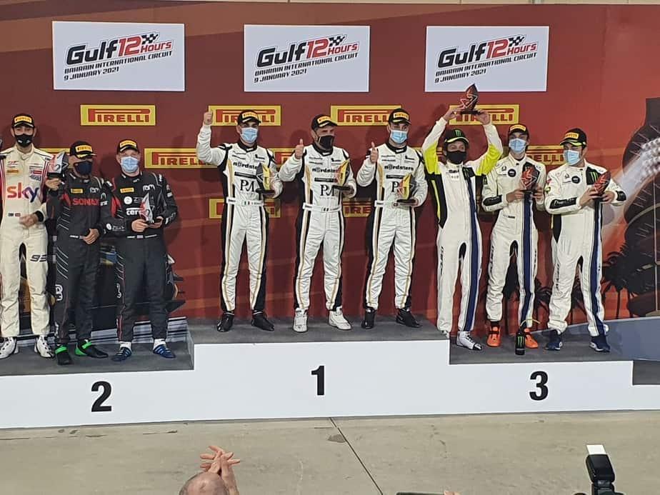 09.01.2021 Gulf 12H Race Bahrain